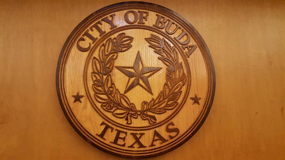 Buda City Council Wall Seal
