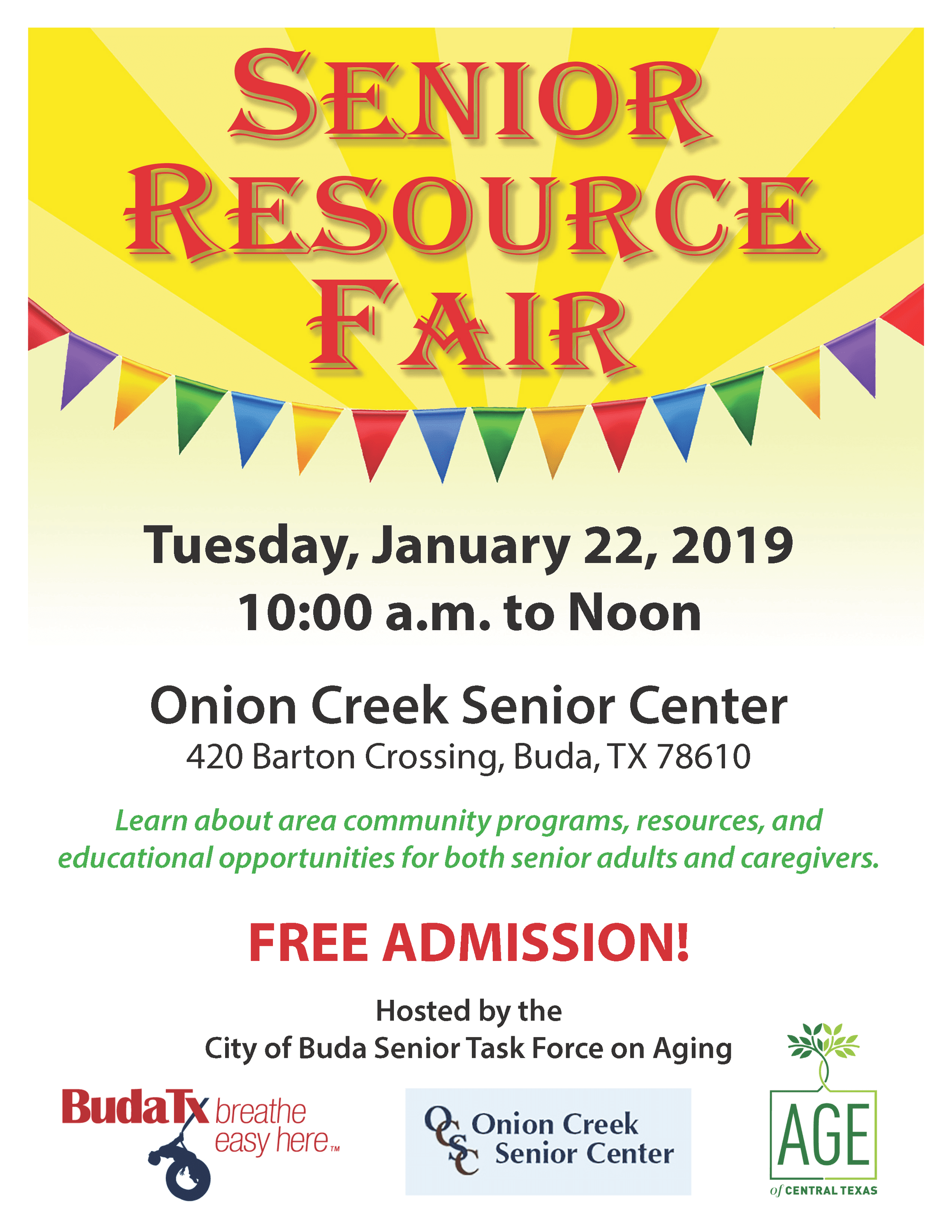 Senior_Resource_Fair_Buda_Jan2019