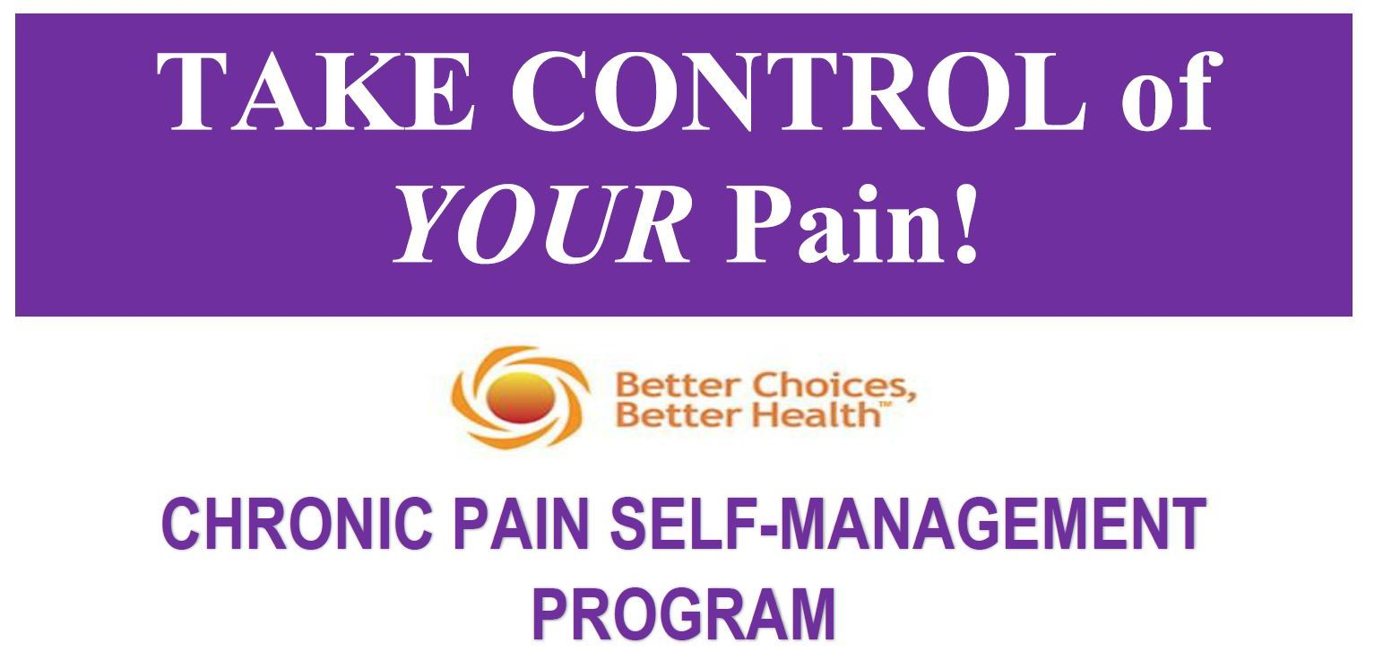Take Control of Your Pain