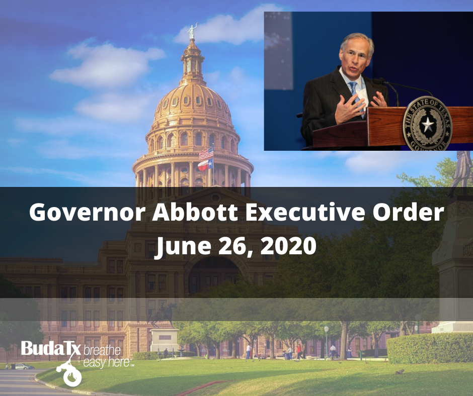 Governor Abbott Executive Order (10)