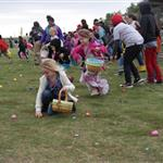 Buda Easter Egg Hunt