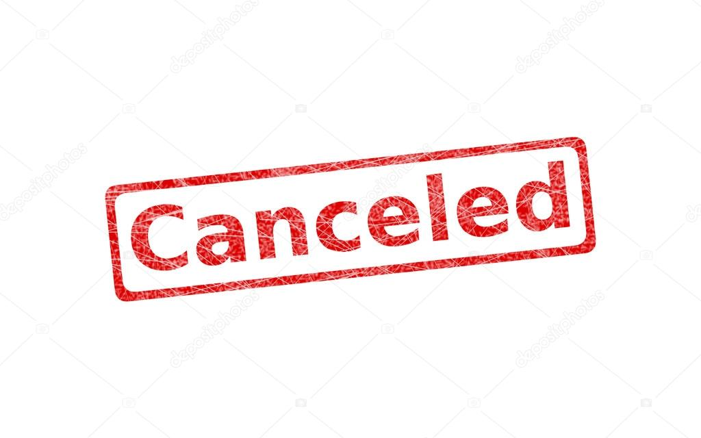 canceled 2