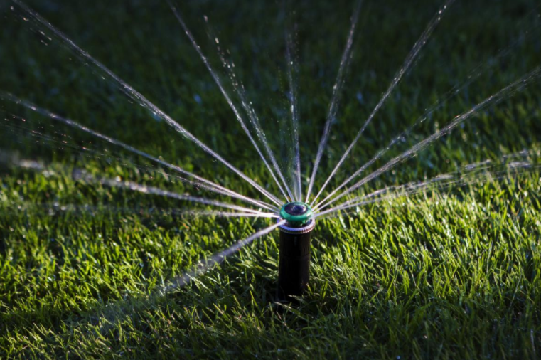 Groundwater Sprinkler