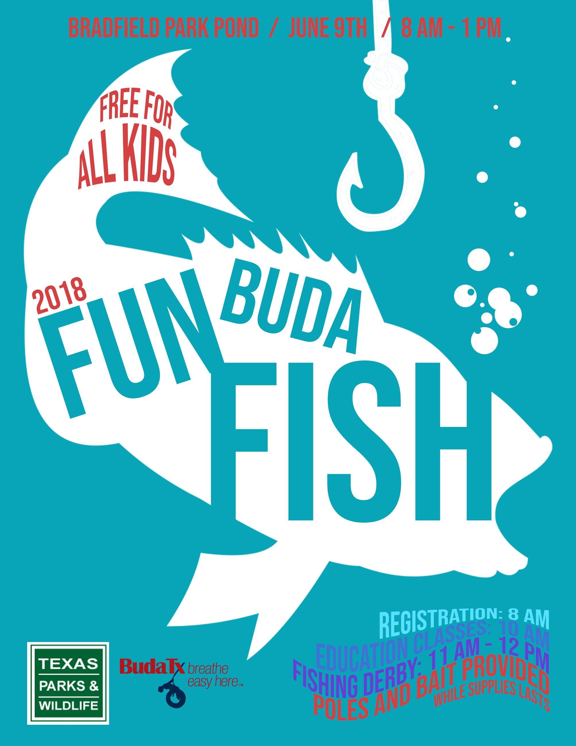 Buda Fun Fish Flyer 2018