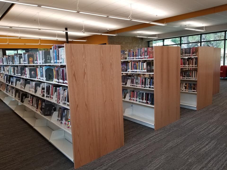 Library photo 2018