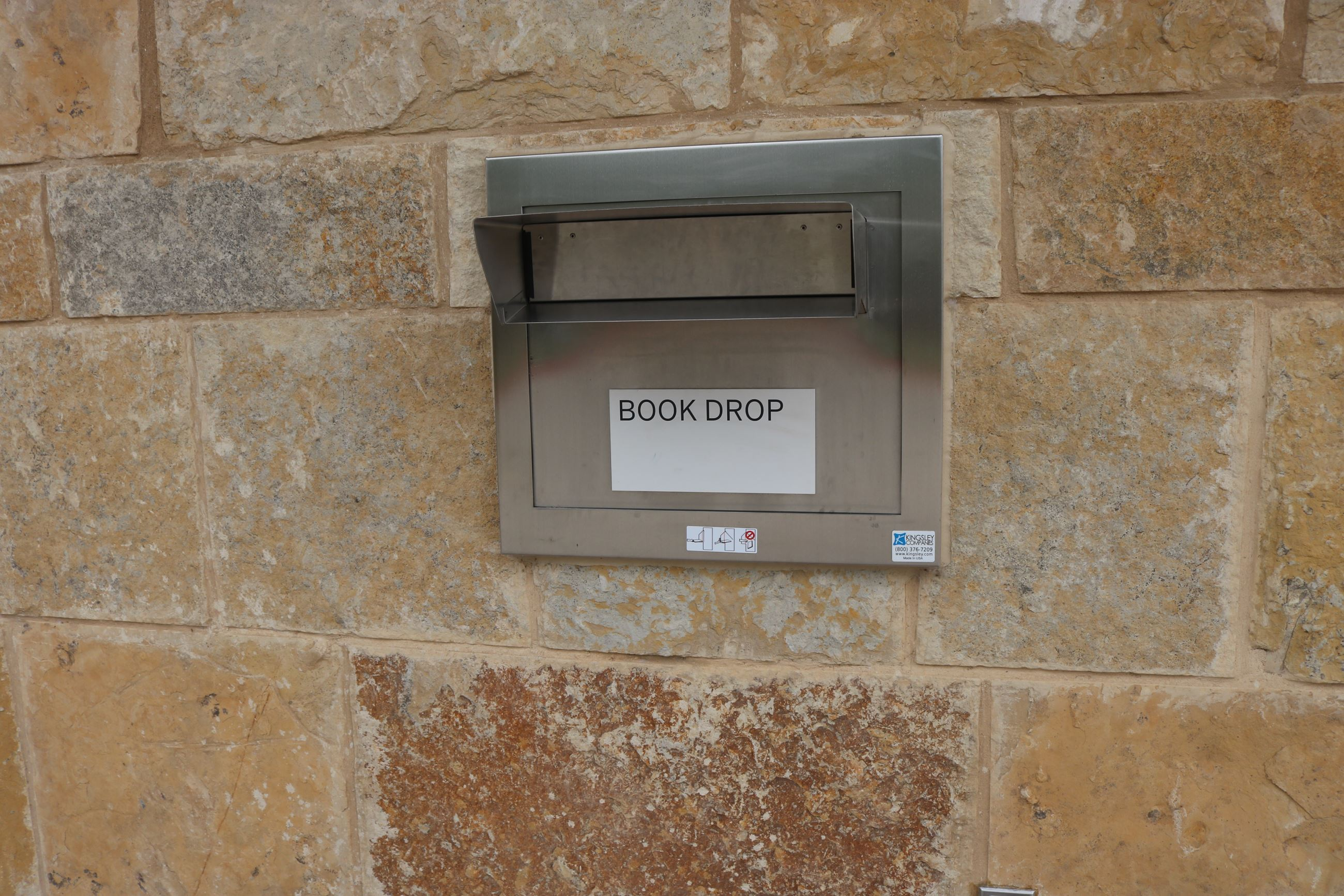 Library Drop Off