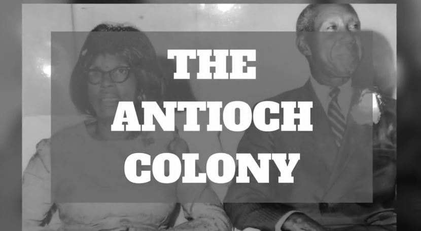 The Antioch Colony Pic