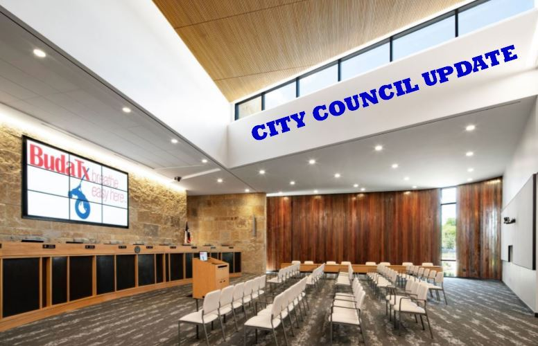 City Council Upate