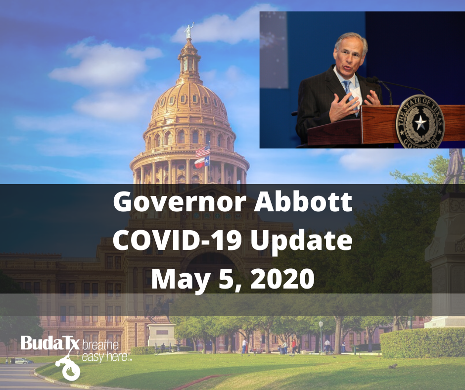 Governor Abbott Executive Order (5)