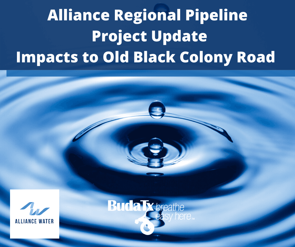Alliance Regional Pipeline Project Update Impacts to Summer Pointe Drive (2)