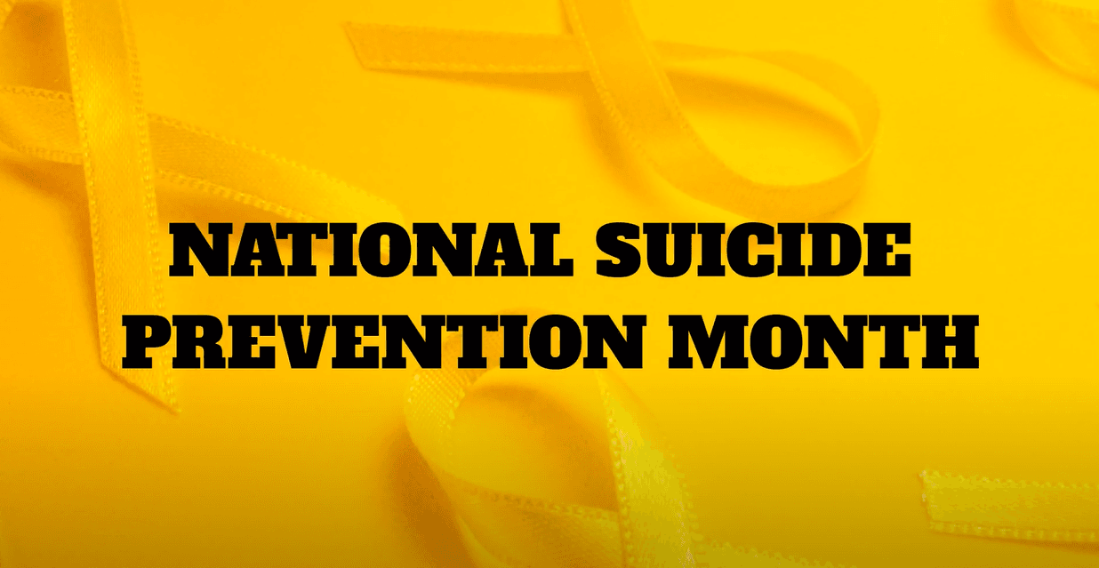 National Suicide Prevention Month Pic
