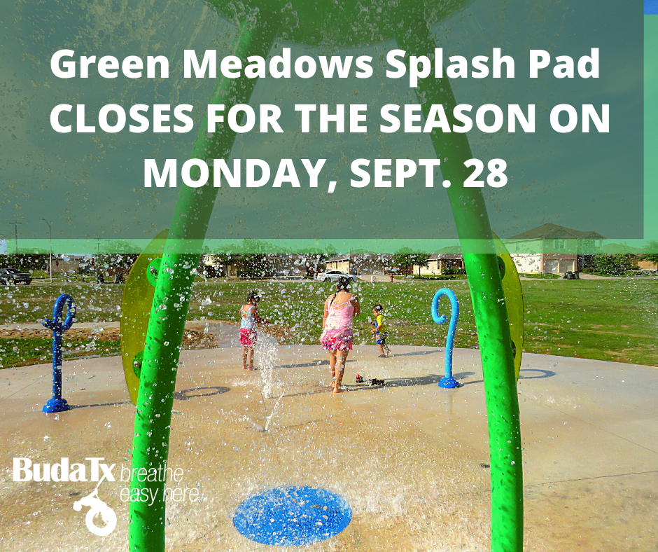 Green Meadows Splash Pad Closed For Repairs (1)