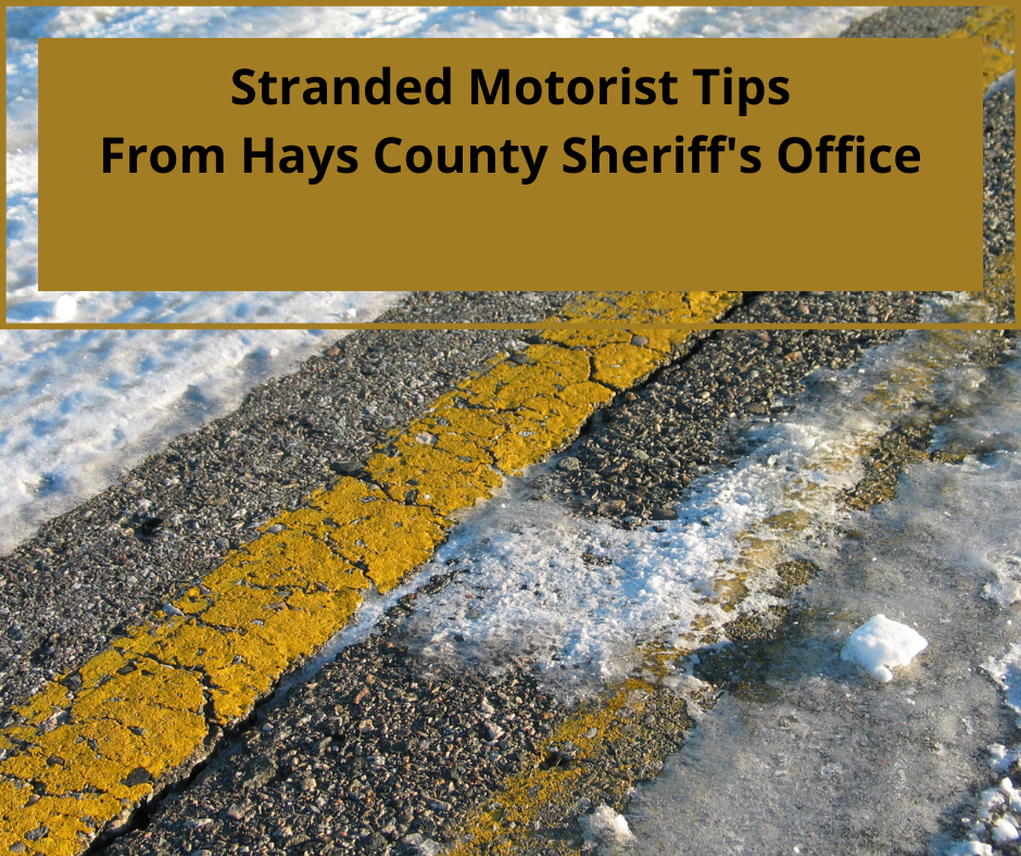 Stranded Motorist Tips