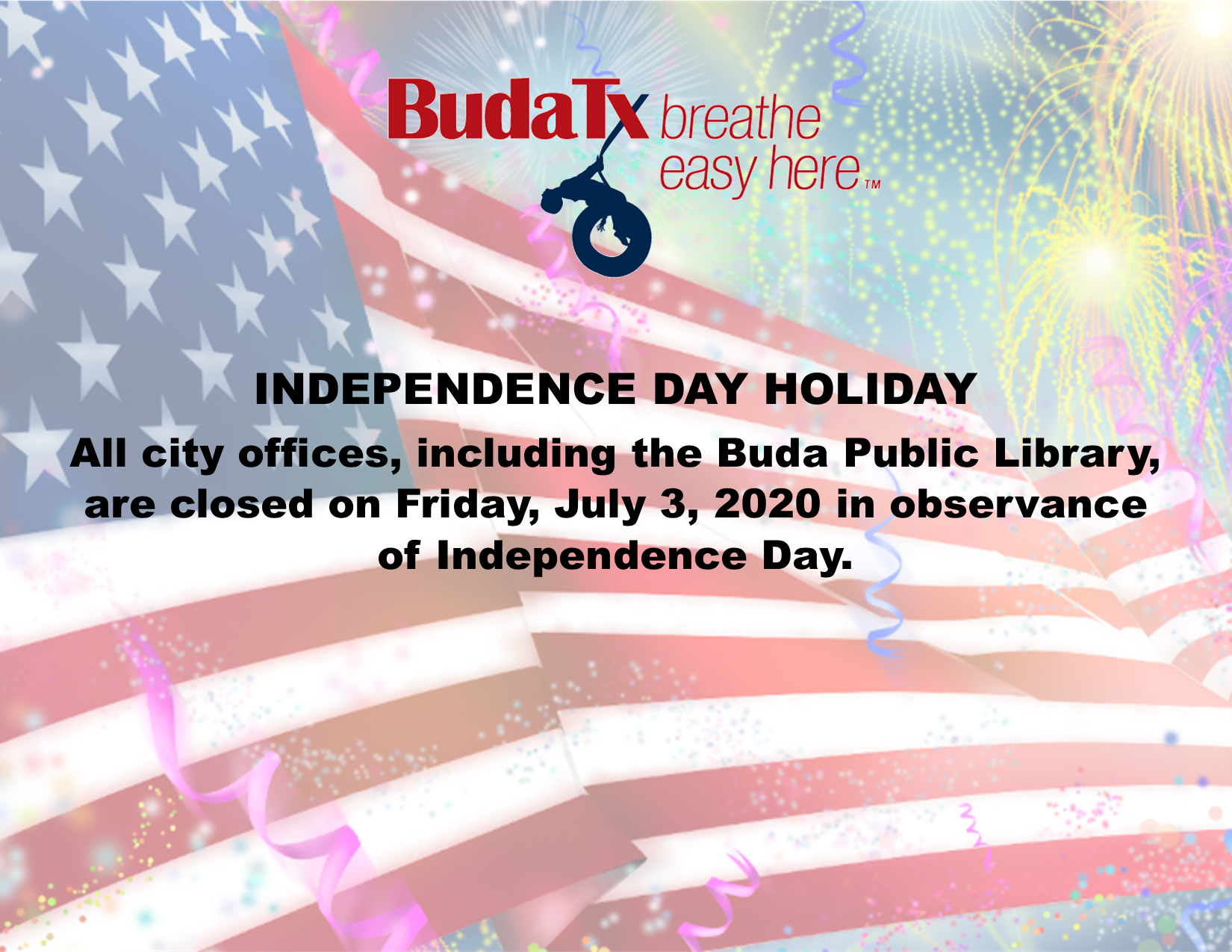 Independence Day Holiday 2020